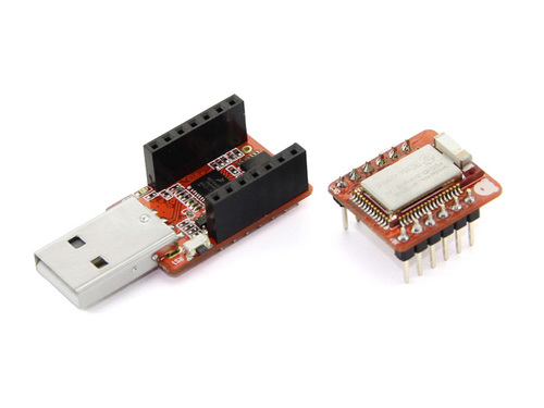 BLE Nano hardware development kit for Bluetooth Low Energy